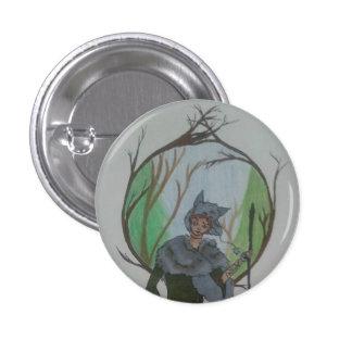 Little Wolf Button