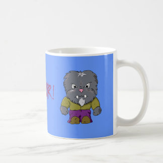 Little Wolfman Mugs