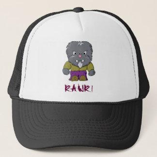 Little Wolfman Trucker Hat
