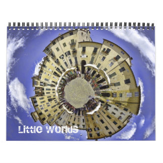 Little Worlds Calendar