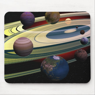 little worlds mouse pads