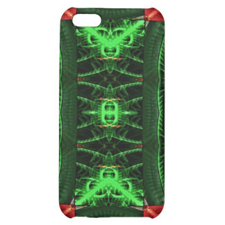 Little x Series Green iphone, ipad, ipod cases Case For iPhone 5C