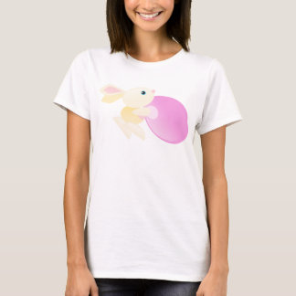 Little Yellow Baby Bunny - The Worker T-Shirt