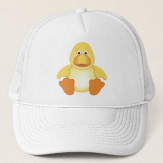 Little Yellow Duck Trucker Hat
