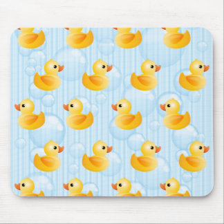 Little Yellow Ducks Mouse Pad