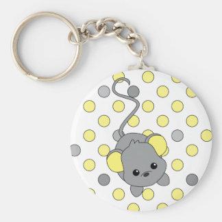 Little Yellow Ears Keychain