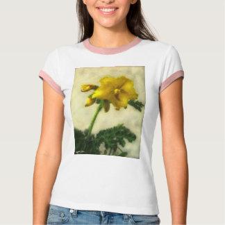 Little Yellow Wildflowers 1 Low-Key T-Shirt