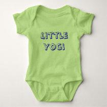 Little Yogi - Baby Yoga Clothes Baby Bodysuit