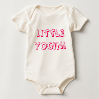 Little Yogini - Baby Yoga Clothes (organic) Creeper