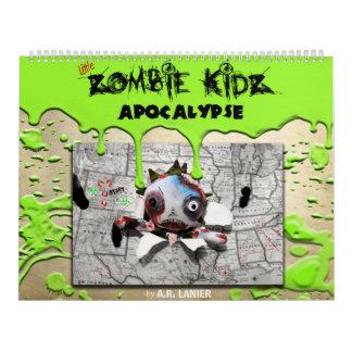 Little Zombie Kidz Calendar