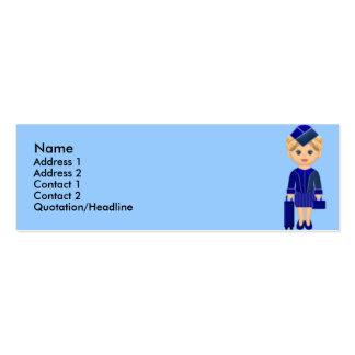 littleairhostess2, business card templates