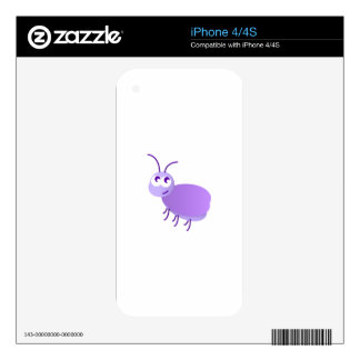LittleBug Skin For iPhone 4