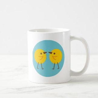 LittleChicken2 Classic White Coffee Mug