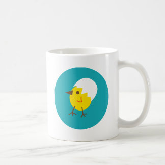LittleChicken6 Classic White Coffee Mug