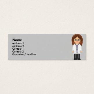 littledoctor1, mini business card