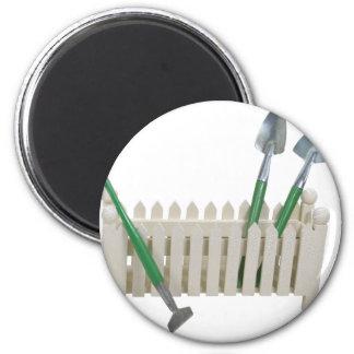 LittleGarden042310 2 Inch Round Magnet