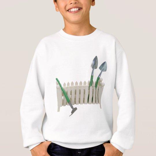 LittleGarden042310 Sweatshirt