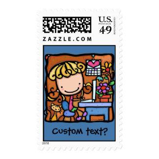 LittleGirlie loves to blog & has an online store! Postage