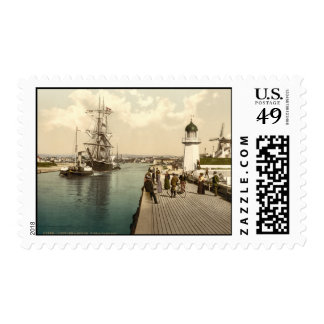 Littlehampton Pier and Harbour, England Postage
