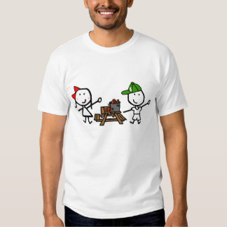LittleLizzyLou Crawfish Tee Shirt