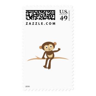 LittleMonkey10 Postage Stamp