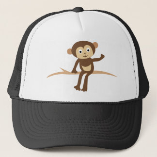 LittleMonkey10 Trucker Hat