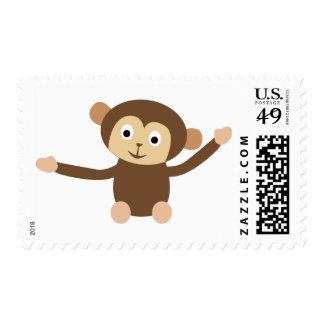LittleMonkey13 Stamp