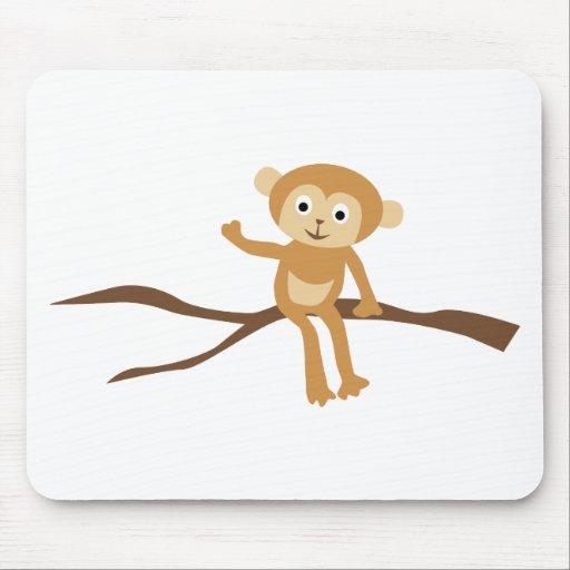LittleMonkey14 Mouse Pads
