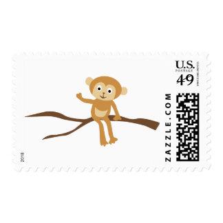 LittleMonkey14 Postage