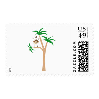 LittleMonkey2 Stamp