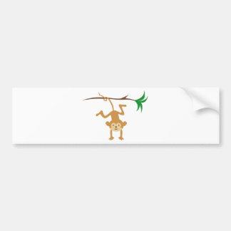 LittleMonkey4 Bumper Stickers