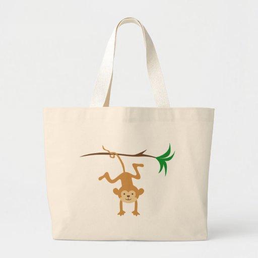 LittleMonkey4 Canvas Bags