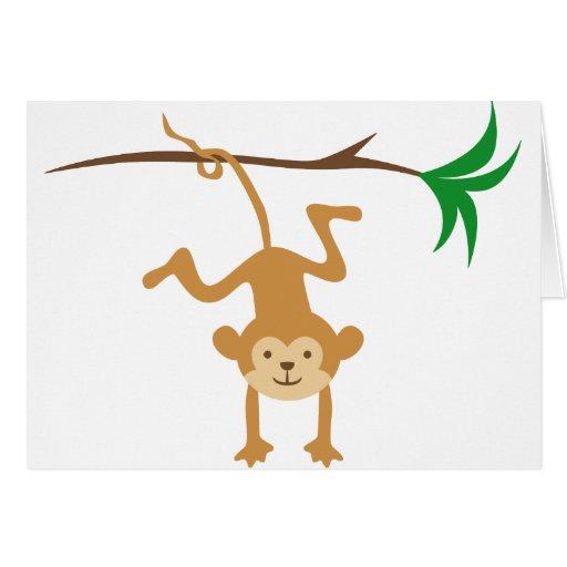 LittleMonkey4 Card