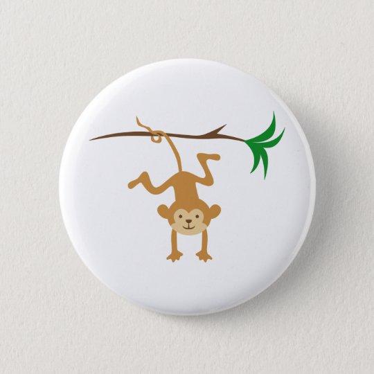 LittleMonkey4 Pinback Button
