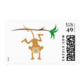 LittleMonkey4 Postage Stamp