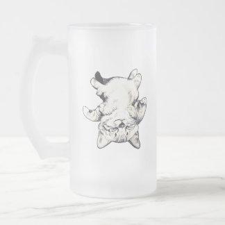 LittlePixyBoots - Drunk on Love Cat Mugs