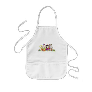 LittlePixyBoots - Happy Easter and Always Kids' Apron