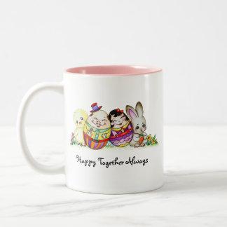 LittlePixyBoots - Happy Easter and Always Coffee Mug