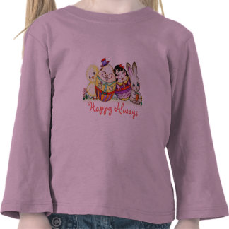 LittlePixyBoots - Happy Easter and Always Shirt
