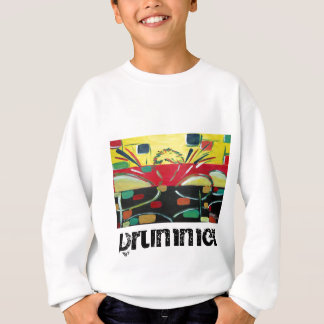 LittlePixyBoots - Tims Drums Sweatshirt