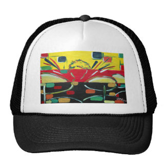 LittlePixyBoots - Tims Drums Trucker Hats