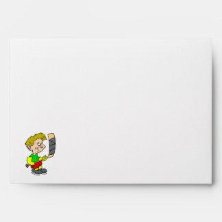 Littler player big stick envelopes