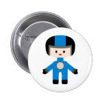 LittleRacersP16 2 Inch Round Button