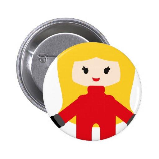 LittleRacersP20 2 Inch Round Button