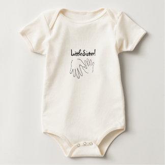 LittleSister! Baby Bodysuit