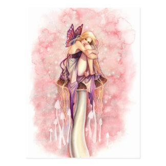 Littlest Fairy Postcard