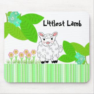 Littlest Lamb Mouse Pad