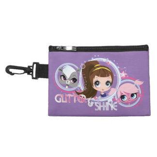 Littlest Pets: Glitter and Shine Accessory Bag