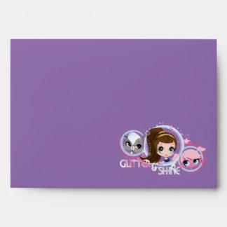 Littlest Pets: Glitter and Shine Envelopes