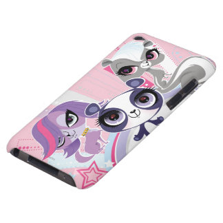 Littlest Pets in the Big City 1 Case-Mate iPod Touch Case
